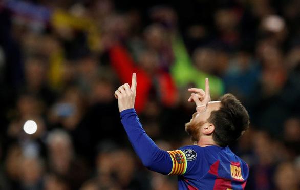 Messi ghi bàn và kiến tạo đẳng cấp, Barca hạ Dortmund đoạt vé đi tiếp - Ảnh 2.