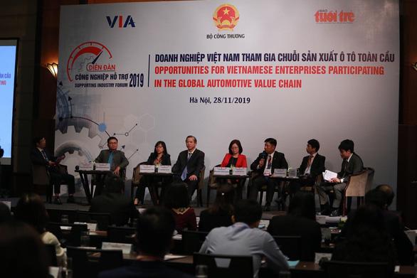 Đặt hàng doanh nghiệp Việt sản xuất lốp ôtô, nhưng vẫn khó - Ảnh 1.