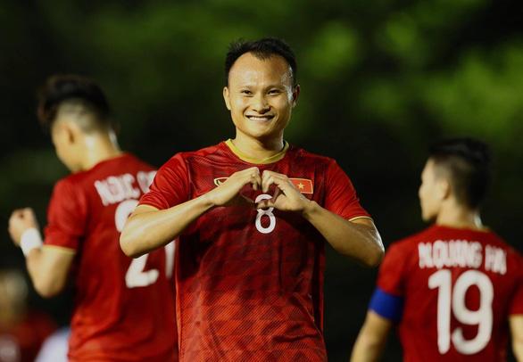 U22 Việt Nam thắng Lào 6-1 ở trận thứ 2 tại SEA Games 2019 - Ảnh 1.