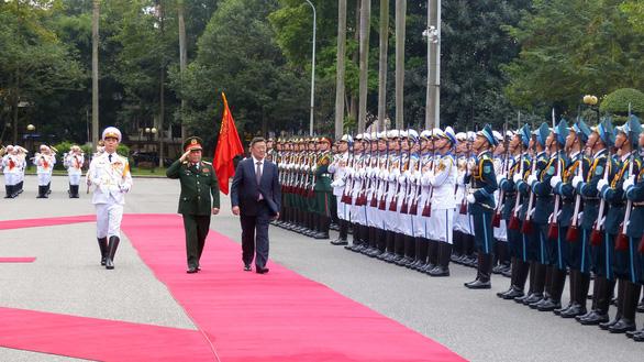 Việt Nam - Mông Cổ ký thỏa thuận hợp tác về quốc phòng - Ảnh 2.
