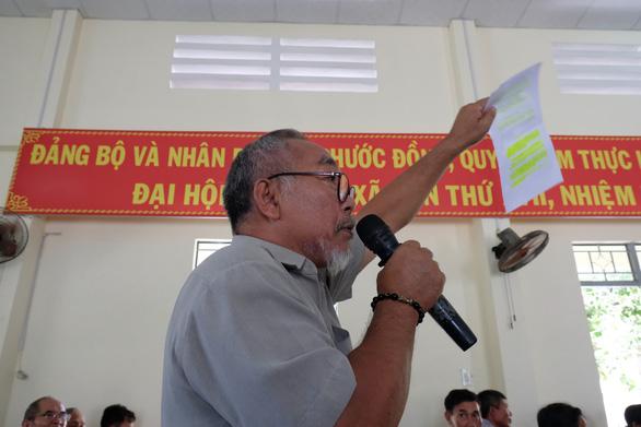 Cử tri Nha Trang bức xúc với sai phạm suốt 20 năm ở dự án du lịch Sông Lô - Ảnh 1.