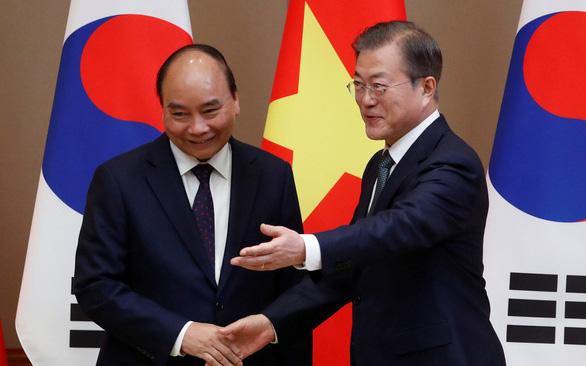 Tín hiệu tích cực quan hệ Việt - Hàn - Ảnh 1.