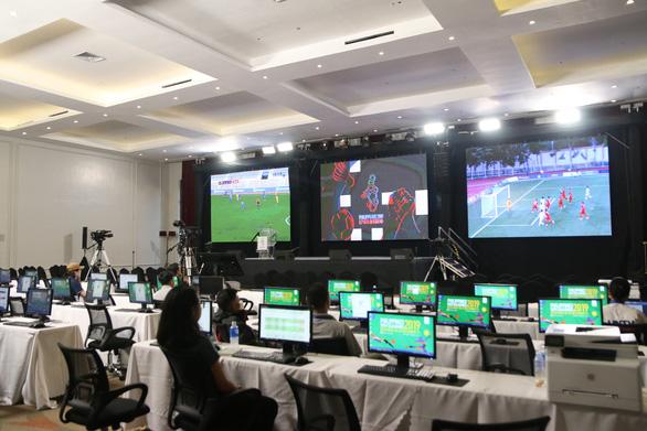 Tổ hợp thể thao tại New Clark City ngổn ngang trước ngày khai mạc SEA Games - Ảnh 4.