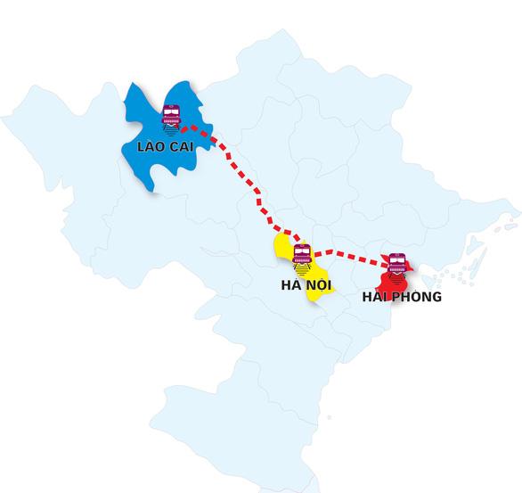 Có cần làm đường sắt Lào Cai - Hà Nội - Hải Phòng với vốn khủng 100.000 tỉ đồng? - Ảnh 2.