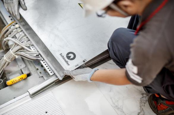 Xu hướng sử dụng thang máy thông minh tại Việt Nam - Ảnh 2.