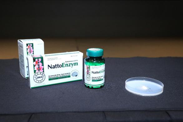 Chuyên gia Nhật thực nghiệm công dụng phòng đột quỵ của nattokinase - Ảnh 2.
