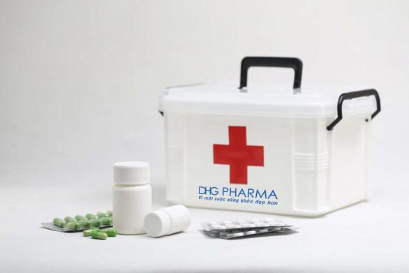 Tâm huyết 15 năm gói thuốc nhỏ, lợi ích to giúp hạ sốt an toàn - Ảnh 1.