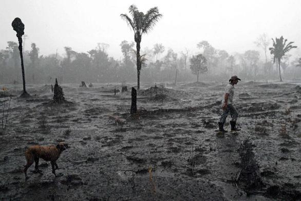 Thảm họa khí hậu toàn cầu: Tíc tắc, tíc tắc - Ảnh 1.