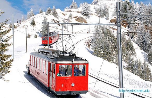 Thụy Sĩ, Ý: Lễ hội hóa trang, trượt tuyết từ 17.290.000 đồng - Ảnh 1.