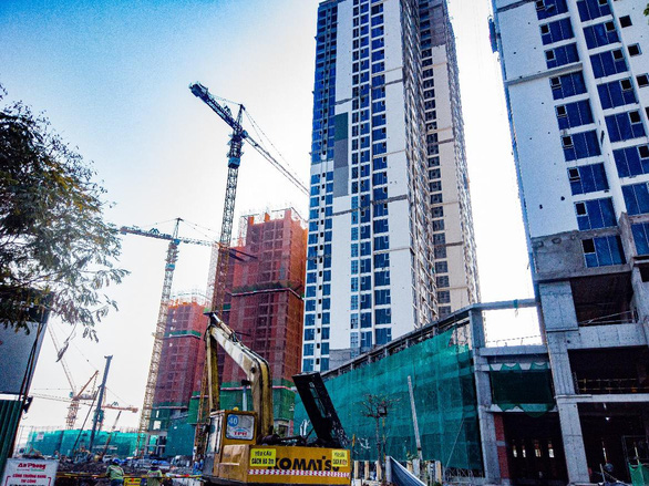 Eco Green Saigon ghi điểm nhờ tiến độ xây dựng - Ảnh 4.