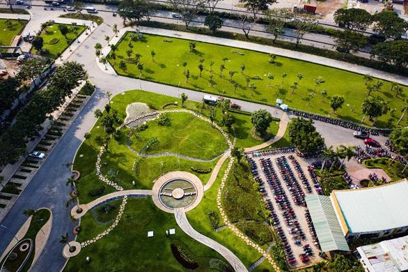 Eco Green Saigon ghi điểm nhờ tiến độ xây dựng - Ảnh 5.