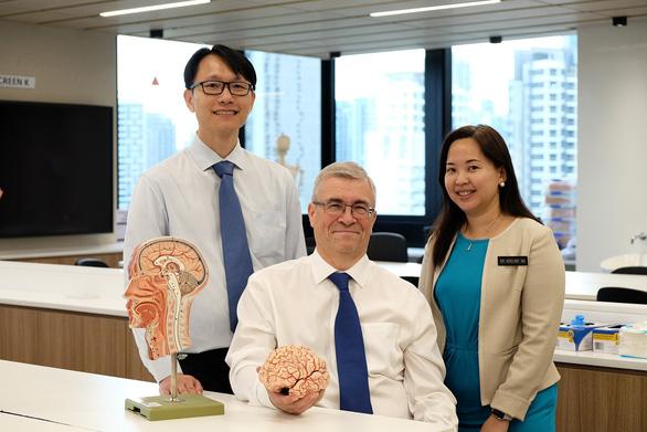 Chuẩn bị cho dân số già, Singapore lập Ngân hàng não - Ảnh 1.