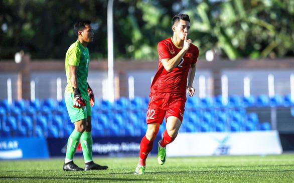 U22 Việt Nam - Lào: 6-1 Đúng với toan tính của ông Park - Ảnh 1.