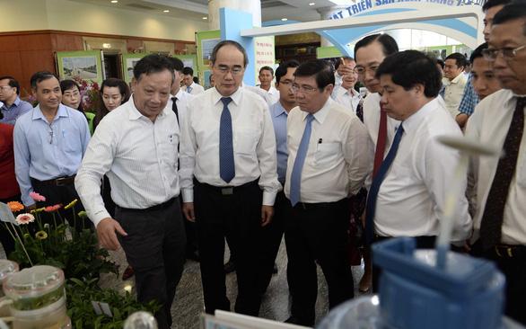 Hơn 26.000 hộ dân TP.HCM hiến đất xây dựng nông thôn mới - Ảnh 1.