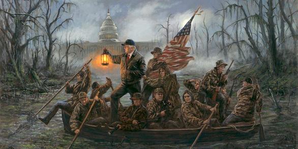 Ai photoshop hình cho ông Trump? - Ảnh 3.