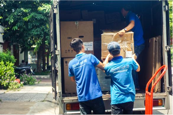 Dịch vụ chuyển nhà trọn gói giá rẻ TPHCM của Phú Mỹ Express - Ảnh 1.