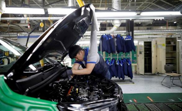 Các nước phát triển công nghiệp ôtô thế nào? Kỳ 4: Ôtô Hàn thoát Nhật - Ảnh 1.