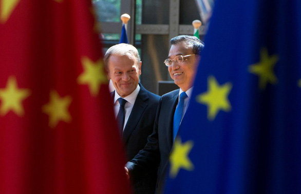 Bỉ tràn ngập... gián điệp Trung Quốc - Ảnh 2.