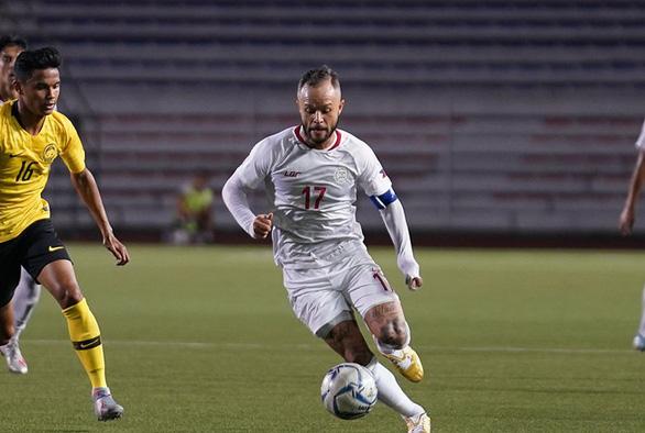 Đá bại U22 Malaysia, chủ nhà Philippines sống lại hi vọng đi tiếp SEA Games - Ảnh 1.