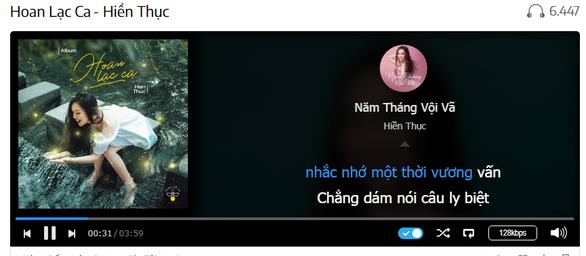 Hiền Thục bất ngờ trở lại với album Hoan lạc ca - Ảnh 3.