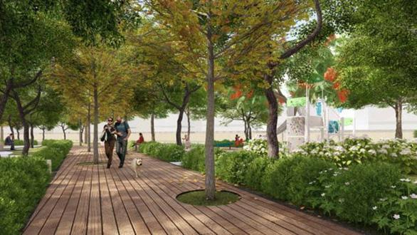 Đại dự án ZEITGEIST thêm nhiều mảng xanh cho Nhà Bè - Ảnh 1.