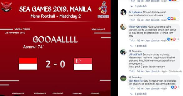Sau 2 chiến thắng lớn, CĐV Indonesia tuyên bố: Việt Nam sẽ là nạn nhân tiếp theo - Ảnh 1.