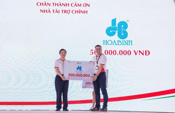 Hòa Bình tài trợ 500 triệu đồng phẫu thuật tim cho trẻ em nghèo - Ảnh 2.