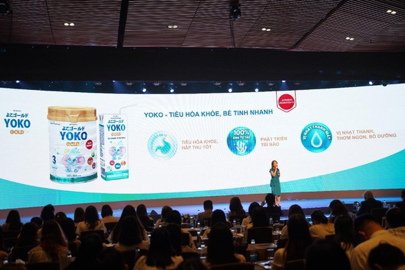 Yoko của Vinamilk ứng dụng dưỡng chất từ Nhật Bản - Ảnh 2.