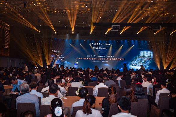 Hơn 800 nhà đầu tư tìm cơ hội ở dự án Cam Ranh Bay - Ảnh 1.