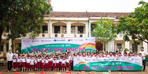 Hòa Bình tài trợ 500 triệu đồng phẫu thuật tim cho trẻ em nghèo - Ảnh 3.