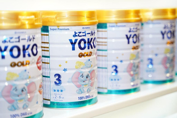Yoko của Vinamilk ứng dụng dưỡng chất từ Nhật Bản - Ảnh 3.