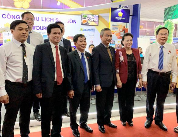 Saigontourist tham gia Hội chợ Du lịch Quốc tế VITM Cần Thơ 2019 - Ảnh 1.