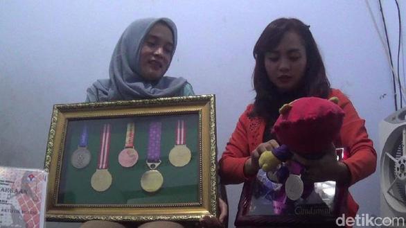 VĐV Indonesia mất cơ hội dự SEA Games vì không còn... trinh trắng? - Ảnh 1.