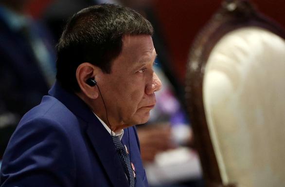 Ông Duterte: ASEAN không nên chọn phe - Ảnh 1.