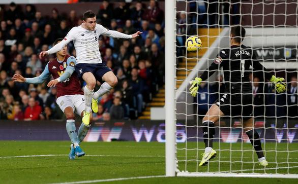 Mane rực sáng phút cuối, Liverpool thắng ngược nghẹt thở Aston Villa - Ảnh 2.