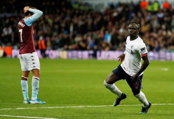 Mane rực sáng phút cuối, Liverpool thắng ngược nghẹt thở Aston Villa - Ảnh 3.