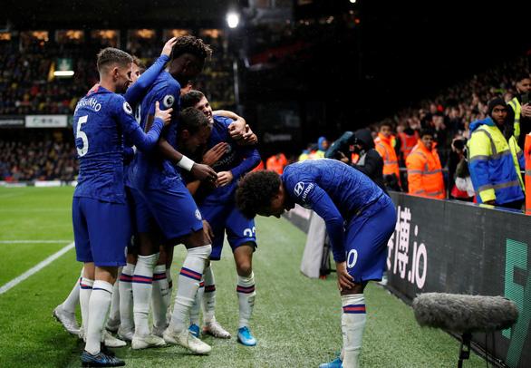 Thắng trận thứ 5 liên tiếp, Chelsea trở lại cuộc đua vô địch - Ảnh 2.