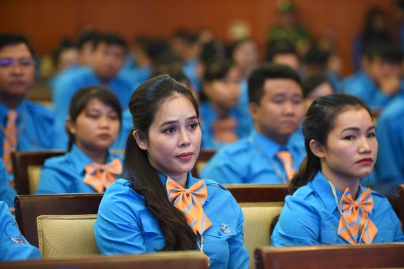 Đại hội Hội Liên hiệp Thanh niên VN TP.HCM: Nhiều cơ hội nhưng cũng nhiều thách thức - Ảnh 12.