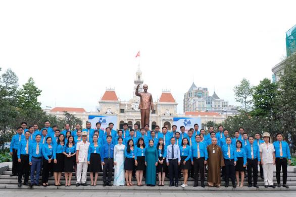 Đại hội Hội Liên hiệp Thanh niên VN TP.HCM: Nhiều cơ hội nhưng cũng nhiều thách thức - Ảnh 9.