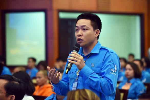 Đại hội Hội Liên hiệp Thanh niên VN TP.HCM: Nhiều cơ hội nhưng cũng nhiều thách thức - Ảnh 4.