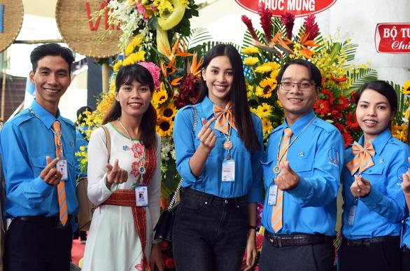 Đại hội Hội Liên hiệp Thanh niên VN TP.HCM: Nhiều cơ hội nhưng cũng nhiều thách thức - Ảnh 14.