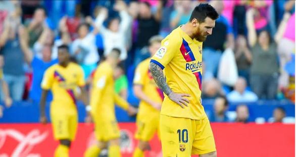 Messi ghi bàn nhưng Barcelona vẫn thua... ngỡ ngàng - Ảnh 1.