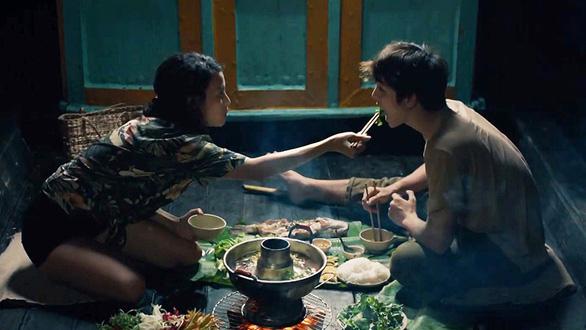 Chàng dâng cá, Nàng ăn hoa! - Phim ẩm thực kể chuyện tình - Ảnh 1.
