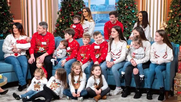 Gia đình ở Anh sắp chào đón đứa con thứ 22 - Ảnh 4.