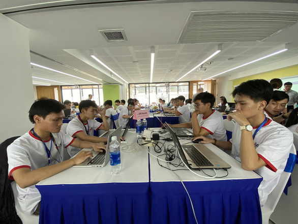 Sinh viên Việt Nam thi an toàn thông tin ASEAN - Ảnh 1.