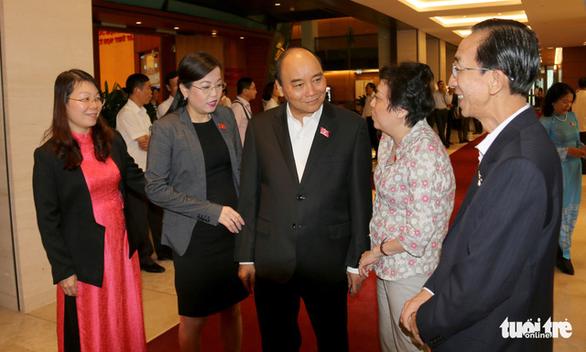 Tuần này, Thủ tướng và 4 bộ trưởng trả lời chất vấn trước Quốc hội - Ảnh 1.
