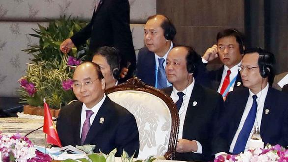 Tâm điểm Việt Nam tại Hội nghị cấp cao ASEAN - Ảnh 1.