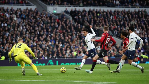 Tottenham thắng trận thứ 3 liên tiếp cùng Mourinho - Ảnh 1.