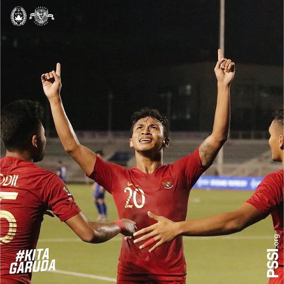 U22 Indonesia có thực sự mạnh đến mức khiến U22 Việt Nam phải lo lắng? - Ảnh 3.