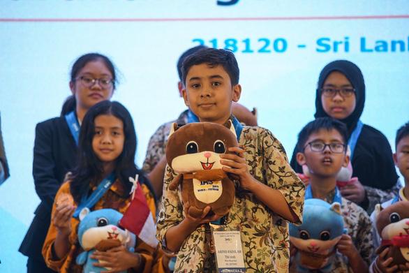 Việt Nam giành 15 HCV tại kỳ thi Olympic toán học và khoa học quốc tế 2019 - Ảnh 4.